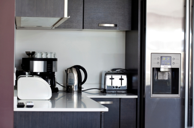 Increase Kitchen Efficiency by Using Small Appliances